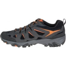 Merrell Moab FST LTR GTX Low 2017 schwarz/orange Outdoorschuhe Herren